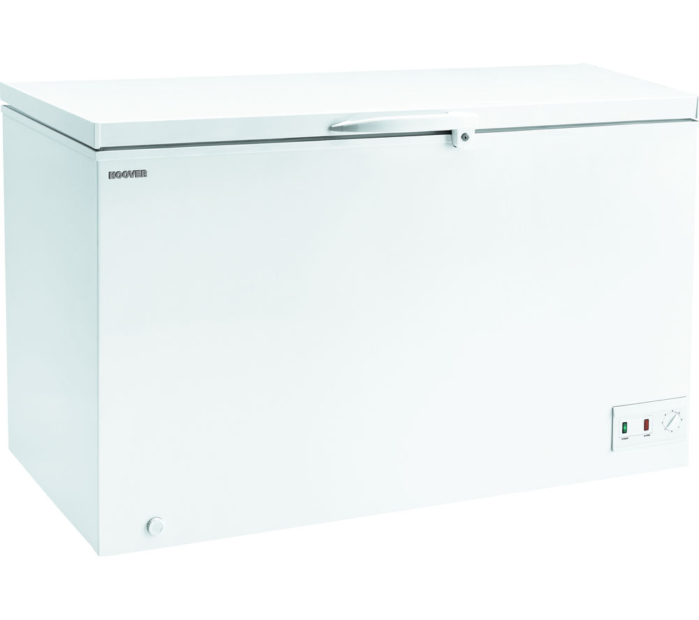 HOOVER CFH382AWK Chest Freezer - White