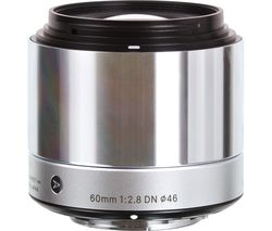 SIGMA 60 mm f/2.8 DN Standard Prime Lens - for Sony