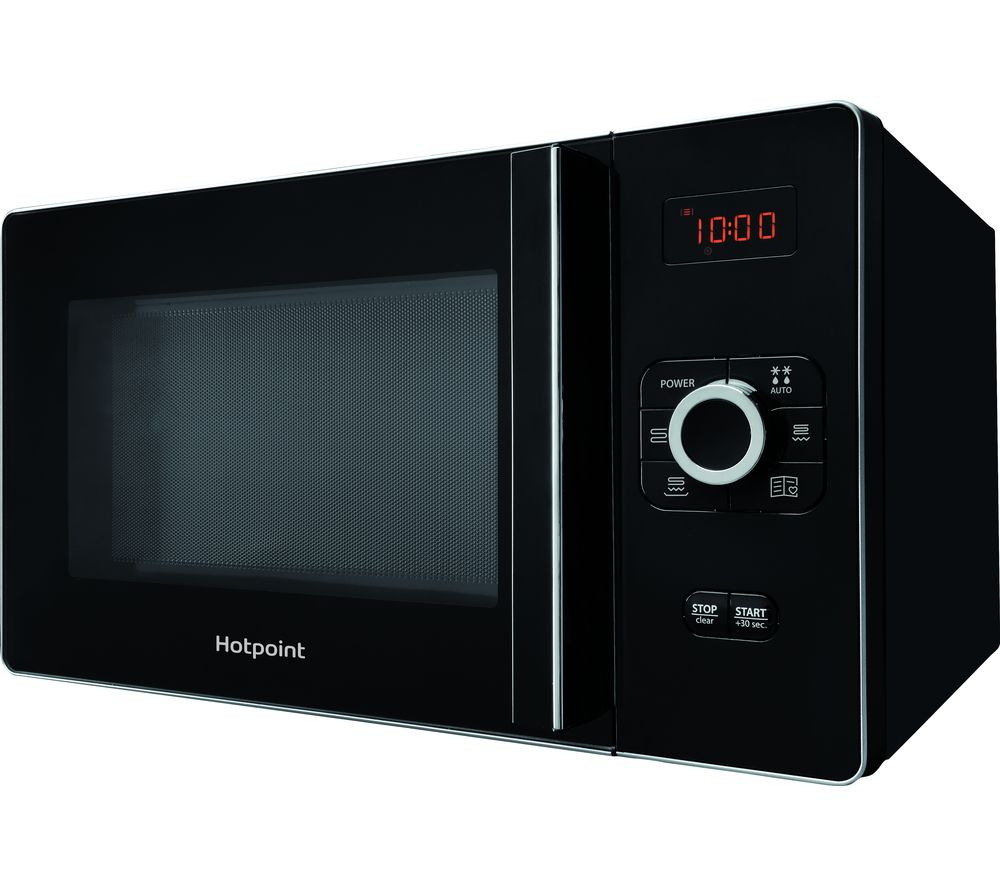 HOTPOINT Gusto MWH 25223 Microwave with Grill - Black
