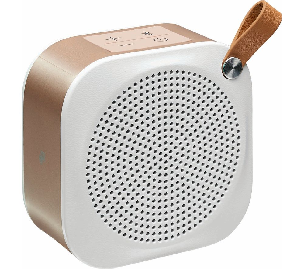 buy jvc sp ad50 m portable bluetooth wireless speaker champagne gold free delivery currys. Black Bedroom Furniture Sets. Home Design Ideas