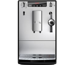 MELITTA Caffeo Solo & Perfect Milk E 957-103 Bean to Cup Coffee Machine - Silver