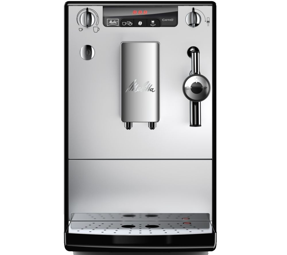 buy melitta caffeo solo perfect milk e 957 103 bean to cup coffee machine silver free. Black Bedroom Furniture Sets. Home Design Ideas