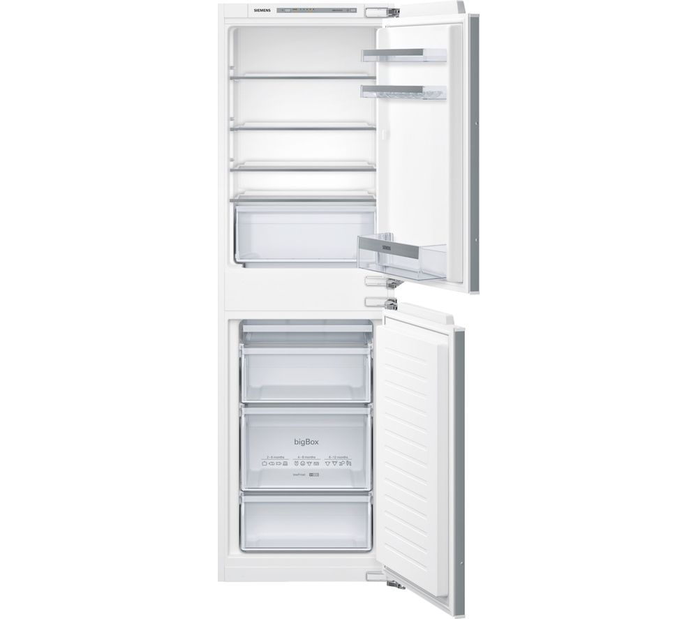 siemens ki85vvf30g integrated fridge freezer bluewater. Black Bedroom Furniture Sets. Home Design Ideas
