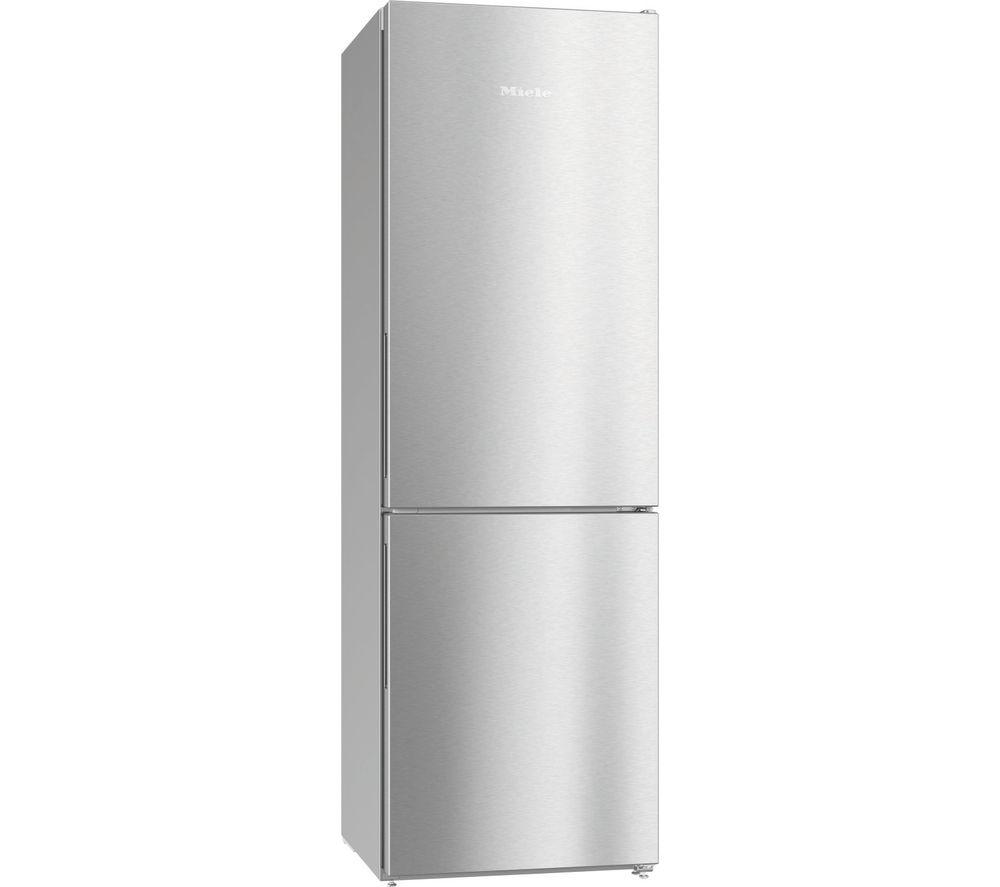 MIELE KFN28132D edt/cs 70/30 Fridge Freezer - Steel