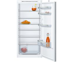 NEFF N50 KI1412S30G Integrated Tall Fridge