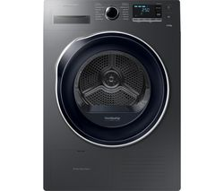 SAMSUNG DV90K6000CX/EU 9 kg Heat Pump Tumble Dryer - Graphite