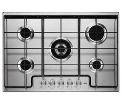 HG745451SM Gas Hob - Stainless Steel