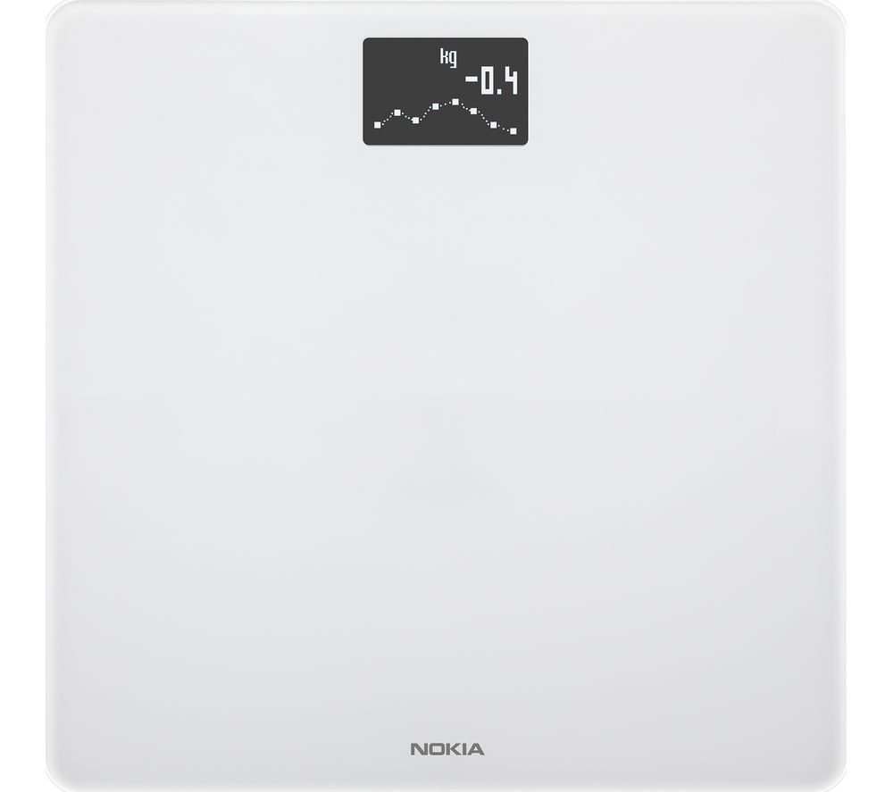 NOKIA BODY BMI Smart Scale - White