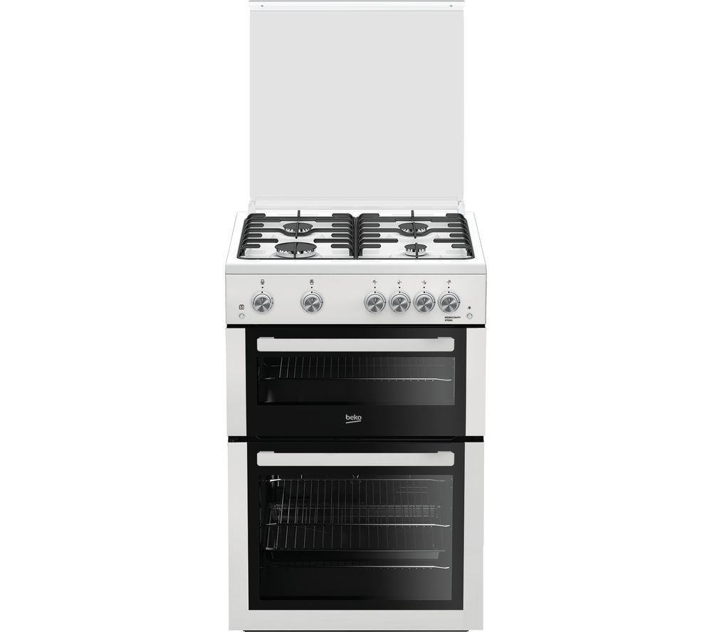 BEKO XTG611W 60 cm Gas Cooker - White