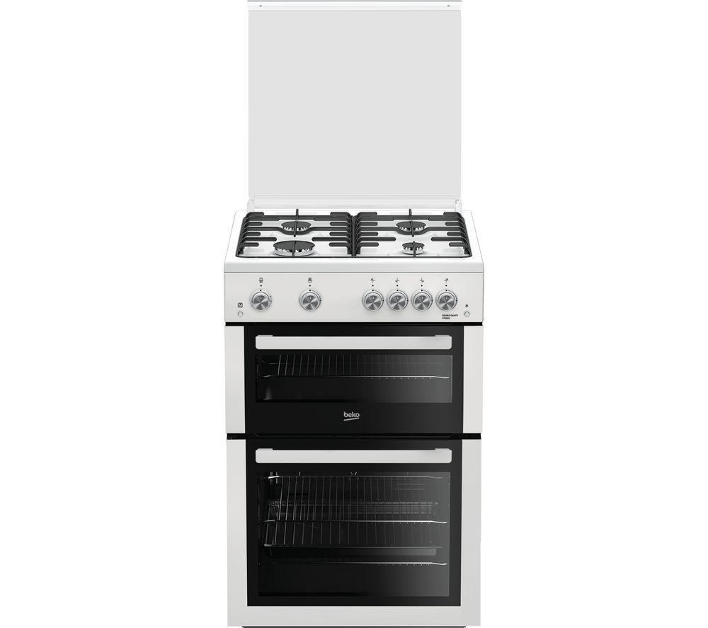 Beko Xtg611w 60 Cm Gas Cooker White White