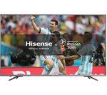 """HISENSE H55N6800UK 55"""" Smart 4K Ultra HD HDR LED TV"""