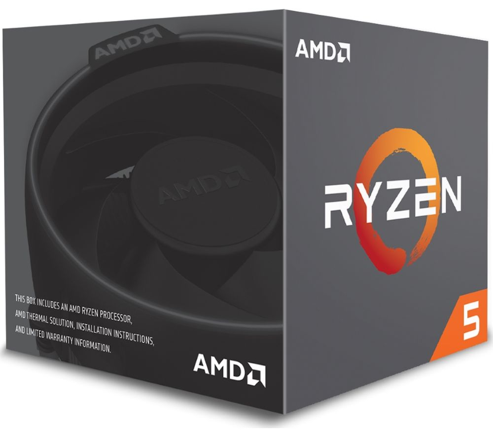 Compare prices for AMD Ryzen 5 1600 AM4 CPU