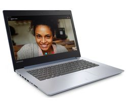 "LENOVO IdeaPad 320-14IAP 14"" Laptop - Denim Blue"