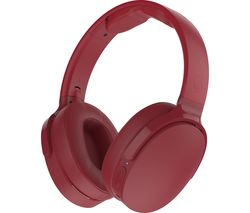SKULLCANDY Hesh 3 Wireless Bluetooth Headphones - Red