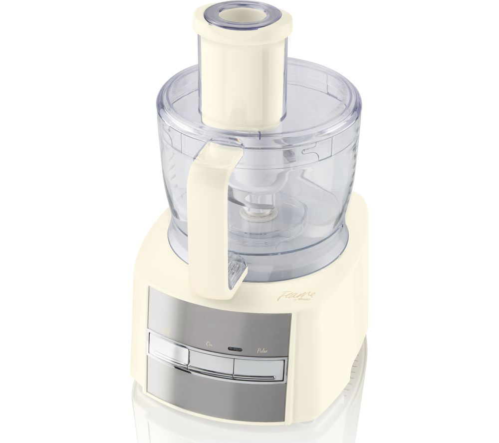 SWAN Fearne SP32020HON Food Processor - Honey
