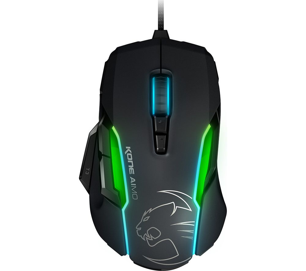 Compare retail prices of Roccat Kone Aimo Optical Gaming Mouse to get the best deal online