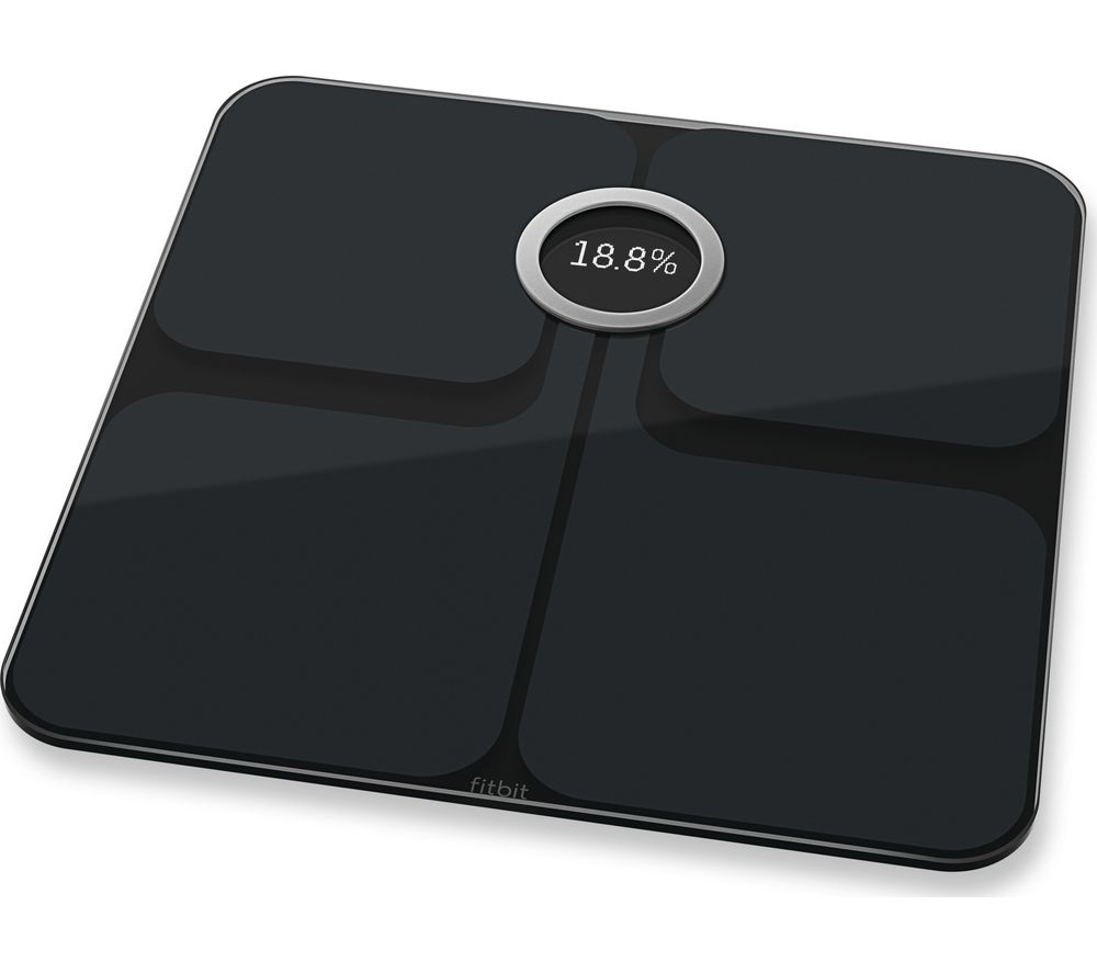 Compare prices for Fitbit Aria 2 Smart Scale - Black