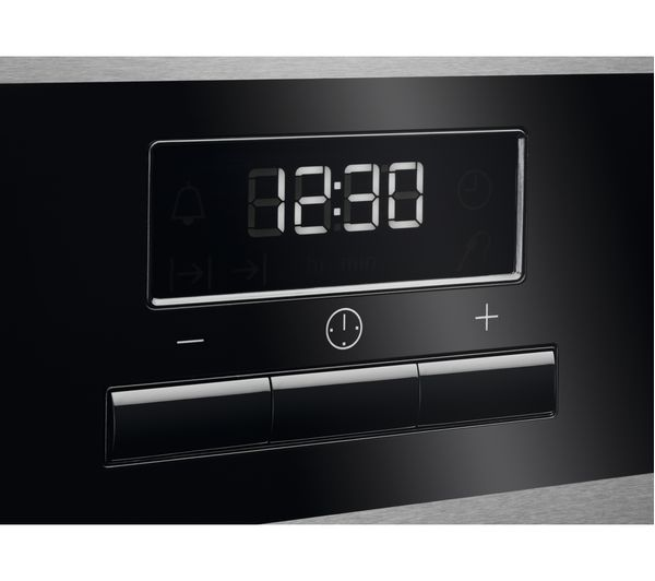 Buy Aeg Dee431010b Electric Double Oven Black Free Delivery Currys