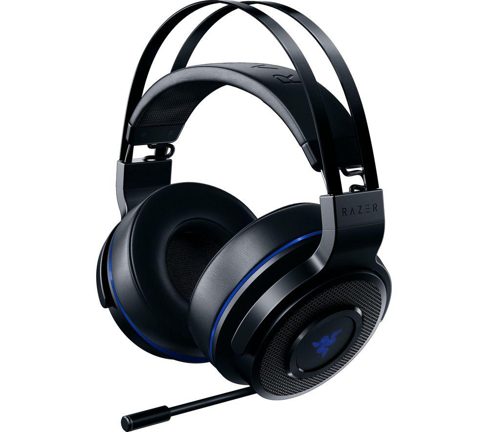 RAZER Thresher Wireless 7.1 Gaming Headset - Black
