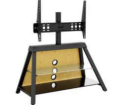 AVF Easel 925 mm TV Stand with Bracket - Black
