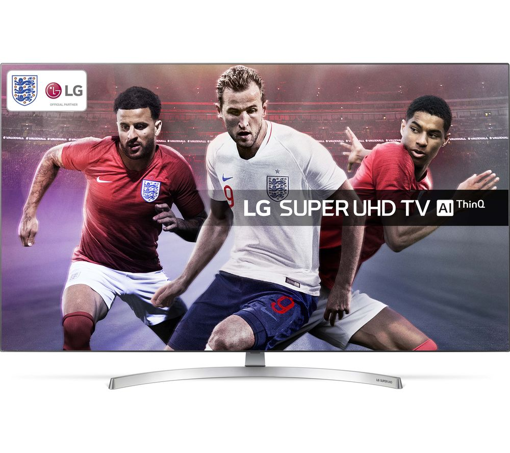 "LG 49SK8500PLA 49"" Smart 4K Ultra HD HDR LED TV"