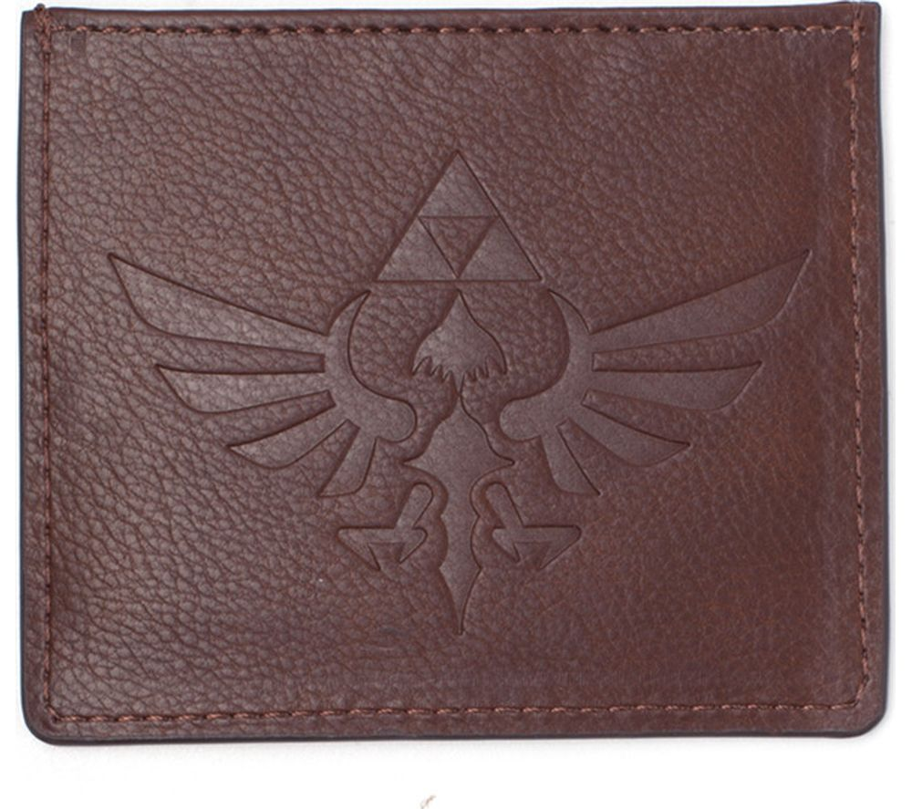 NINTENDO Zelda Debased Logo Card Wallet