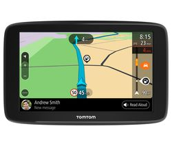"TOMTOM GO Basic 6"" Sat Nav - Full Europe Maps"