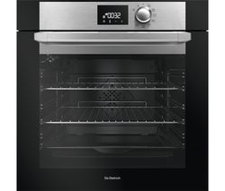 DOP7200BM Electric Oven - Black