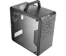 COOLER MASTER MasterBox Q300L Micro-ATX Mid-Tower PC Case