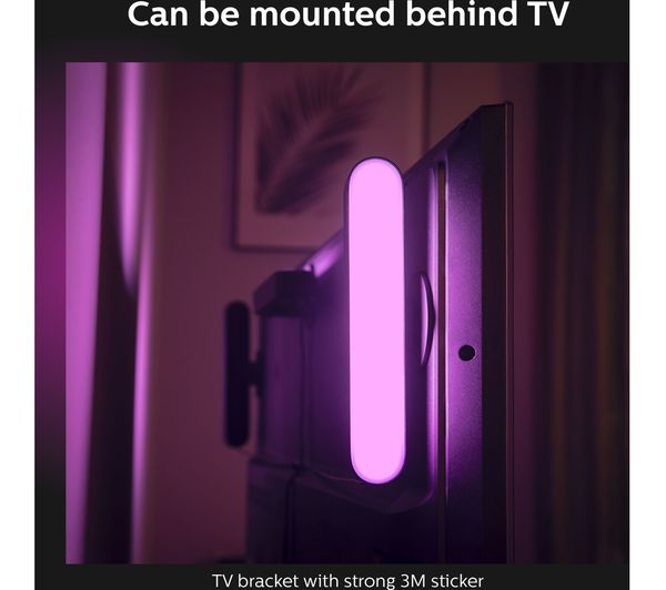 PHILIPS Hue Play Light Bar - Black