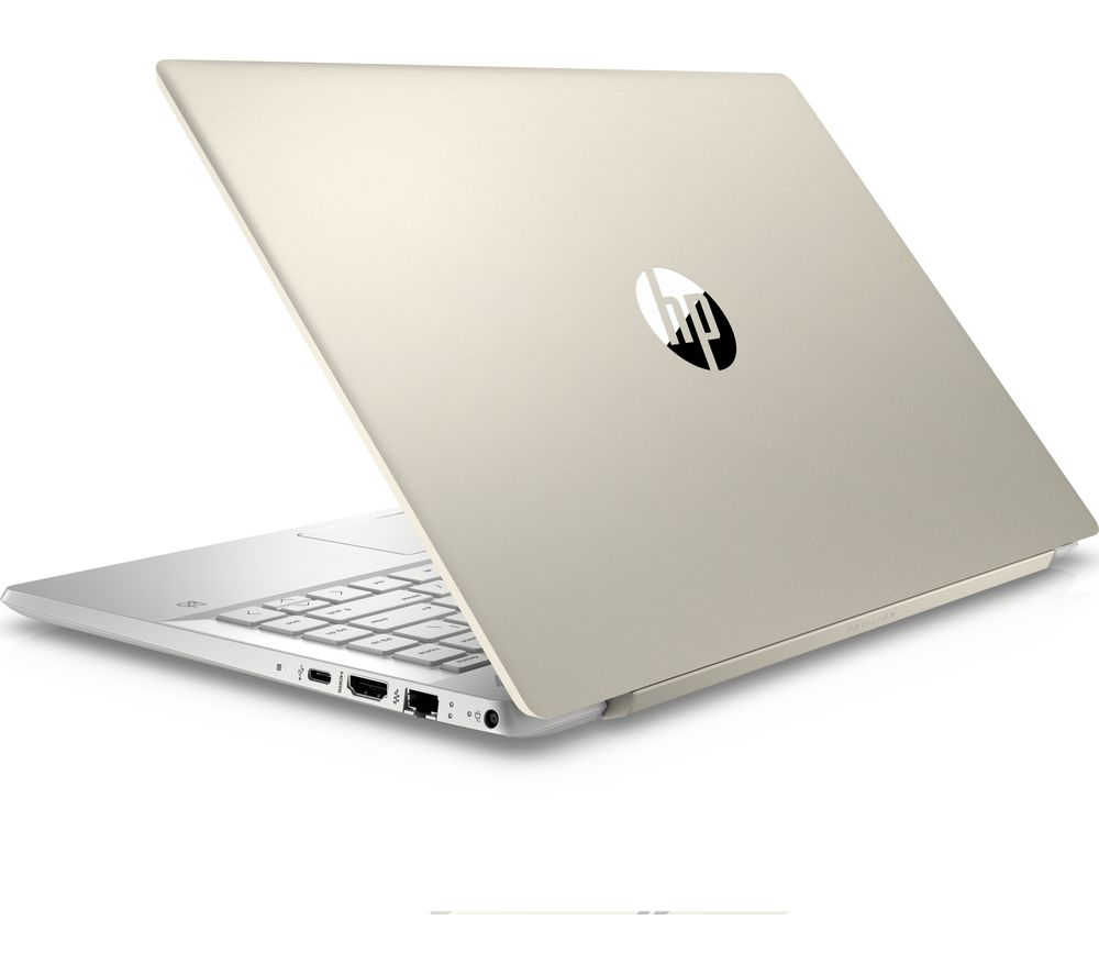 "HP Pavilion 14-ce0508sa 14"" Intel® Core™ i5 Laptop - 256 GB SSD, Gold"