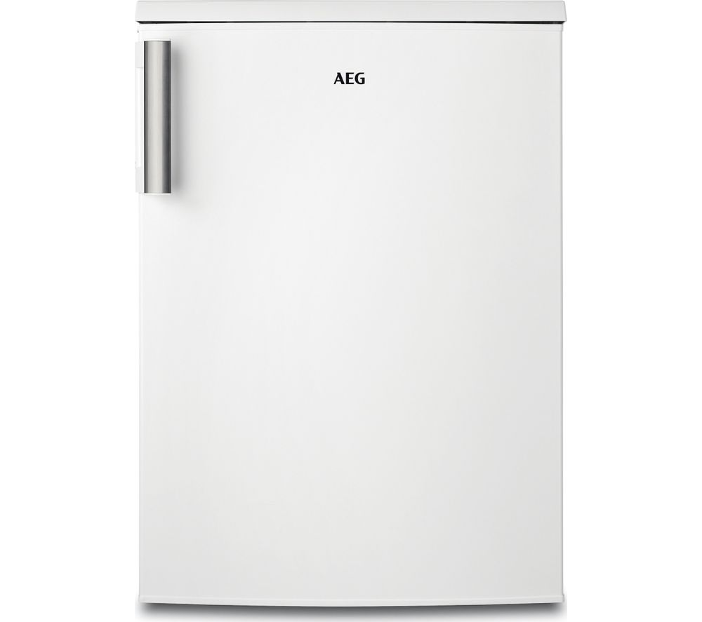 AEG RTB8152VAW Free Standing Larder Fridge in White