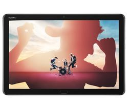 "HUAWEI MediaPad M5 Lite 10.1"" Tablet - 32 GB, Grey"