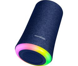 SOUNDCORE Flare Portable Bluetooth Speaker - Blue