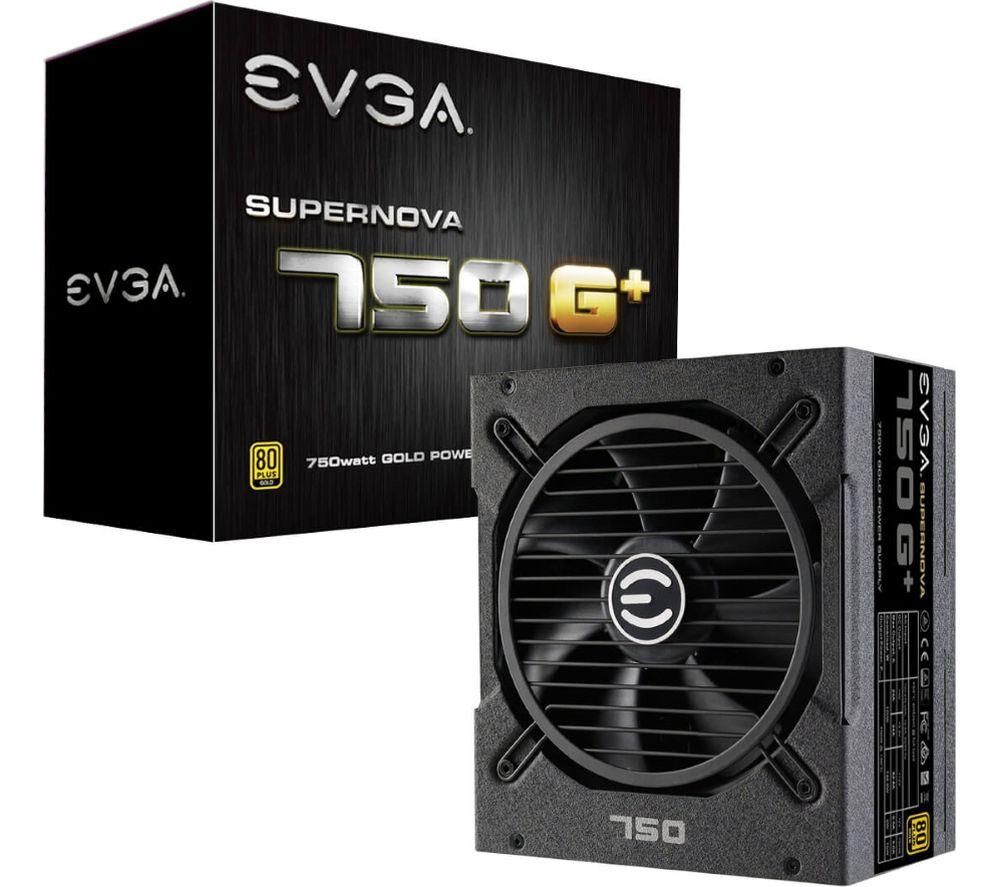 EVGA SuperNOVA G1 Gold Modular ATX PSU - 750 W