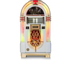 Amitabh Bachchan Bluetooth Jukebox - Limited Edition, White & Gold