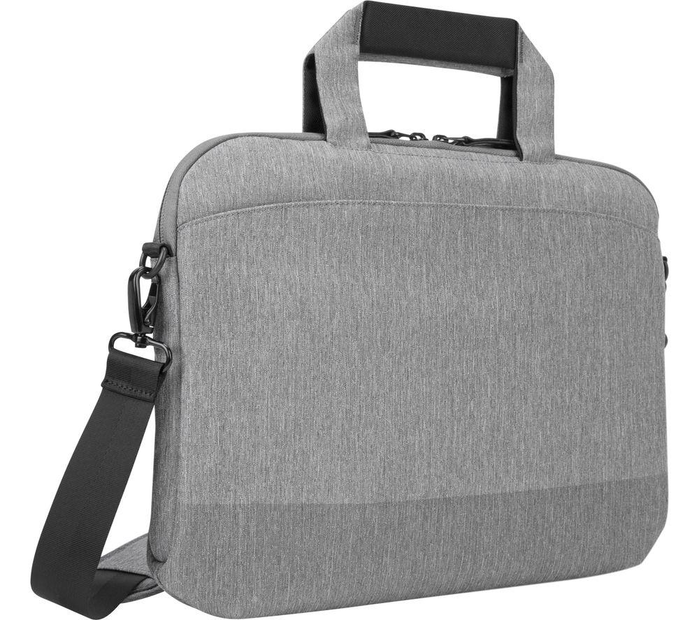 "TARGUS CityLite 14"" Laptop Case - Grey"