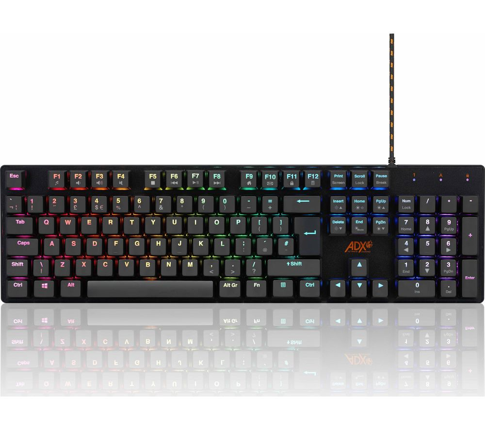 ADX MK0419 Mechanical Gaming Keyboard