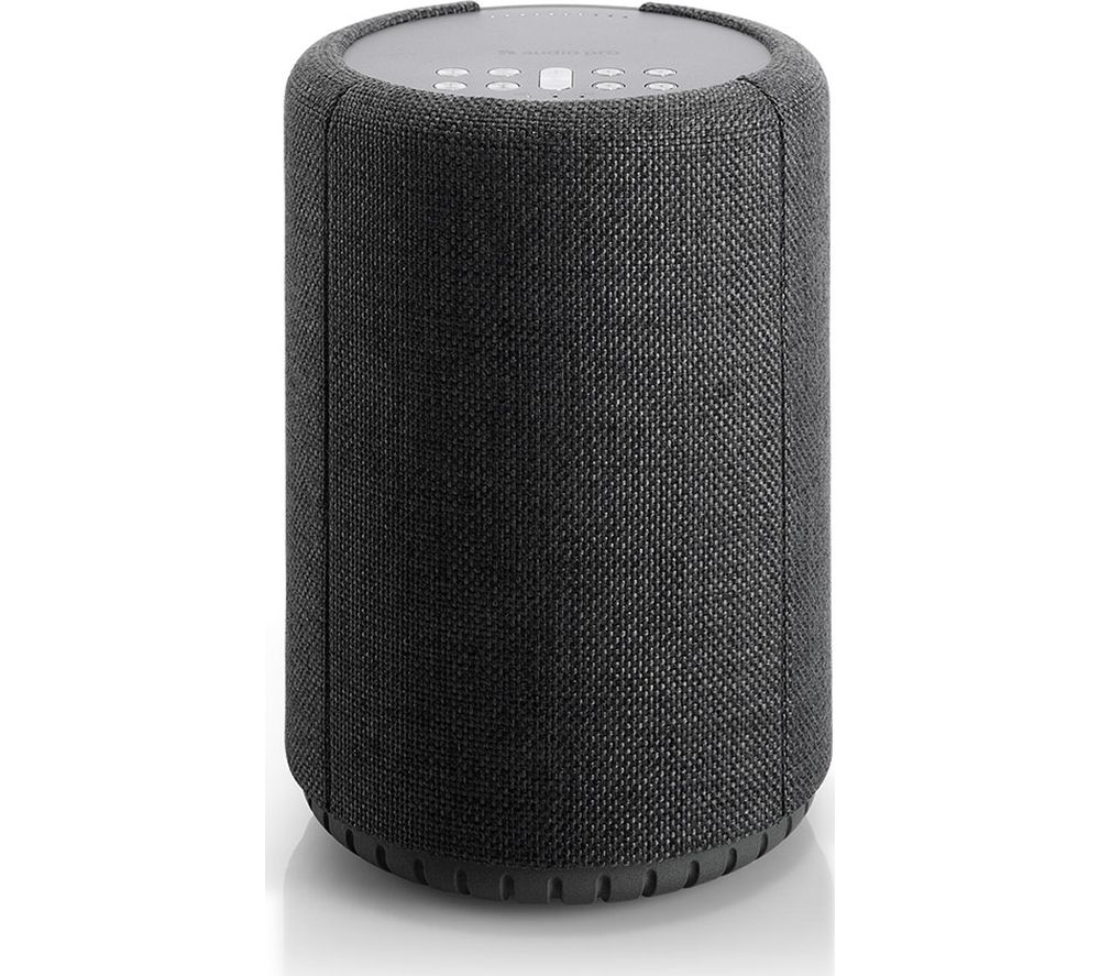 A10 Wireless Bluetooth Multi-room Speaker - Dark Grey