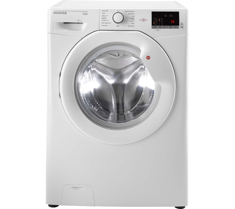 HOOVER Link HL1692D3 NFC 9 kg 1600 Spin Washing Machine - White