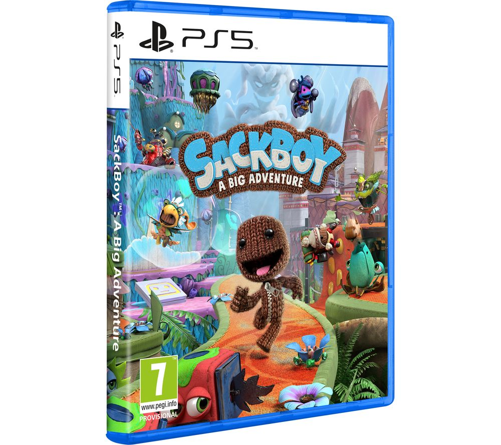 PLAYSTATION Sackboy: A Big Adventure - PS5