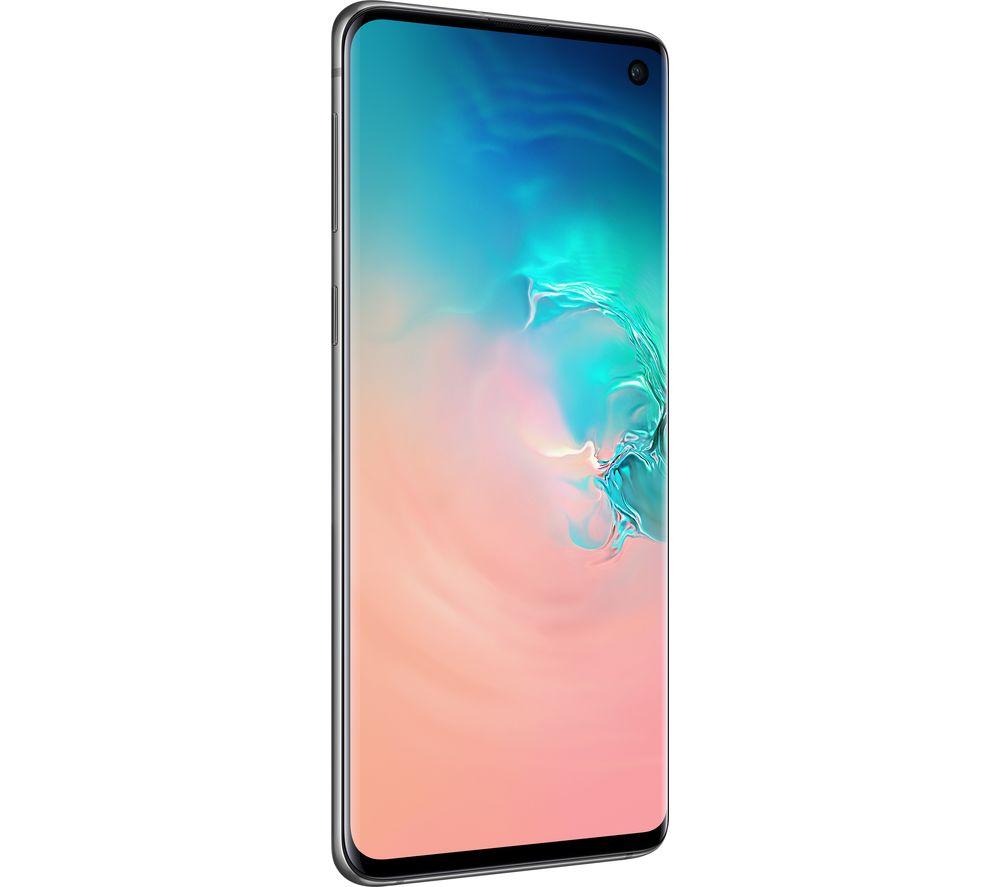 SAMSUNG Galaxy S10 SIM Free - 128 GB, Prism Silver