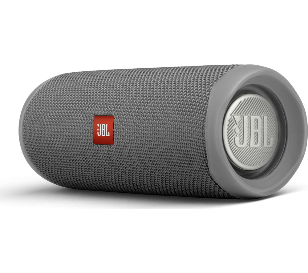 Flip 5 Portable Bluetooth Speaker - Grey, Grey