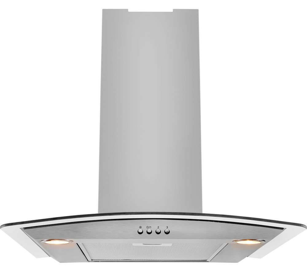 BEKO HCG61320X Chimney Cooker Hood - Stainless Steel