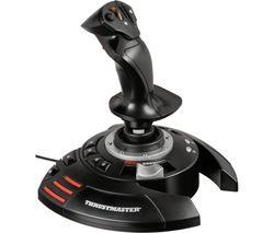 THRUSTMASTER T Flight Stick X Joystick & Throttle - Black