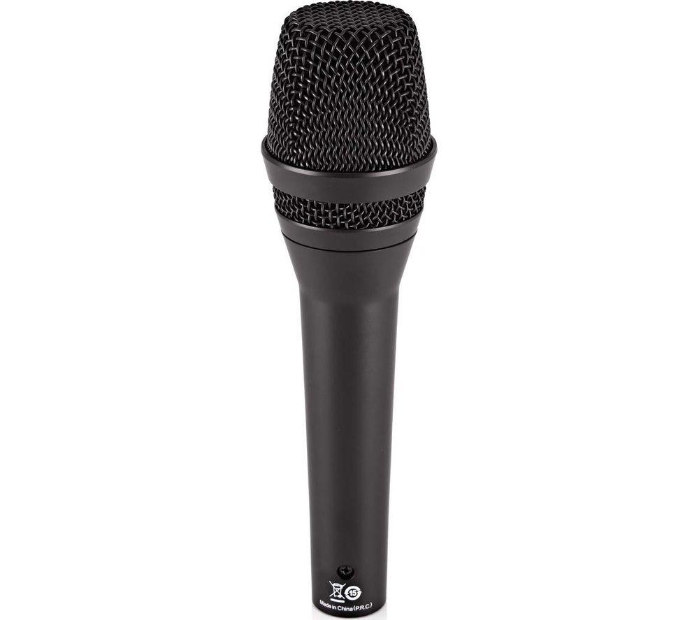 AKG P5 S Pro Dynamic Microphone - Black, Black