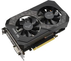 GeForce GTX 1650 Super 4 GB TUF GAMING OC Graphics Card