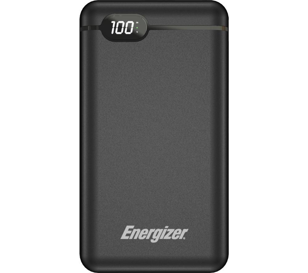 ENERGIZER UE20003PQ Portable Power Bank - Black