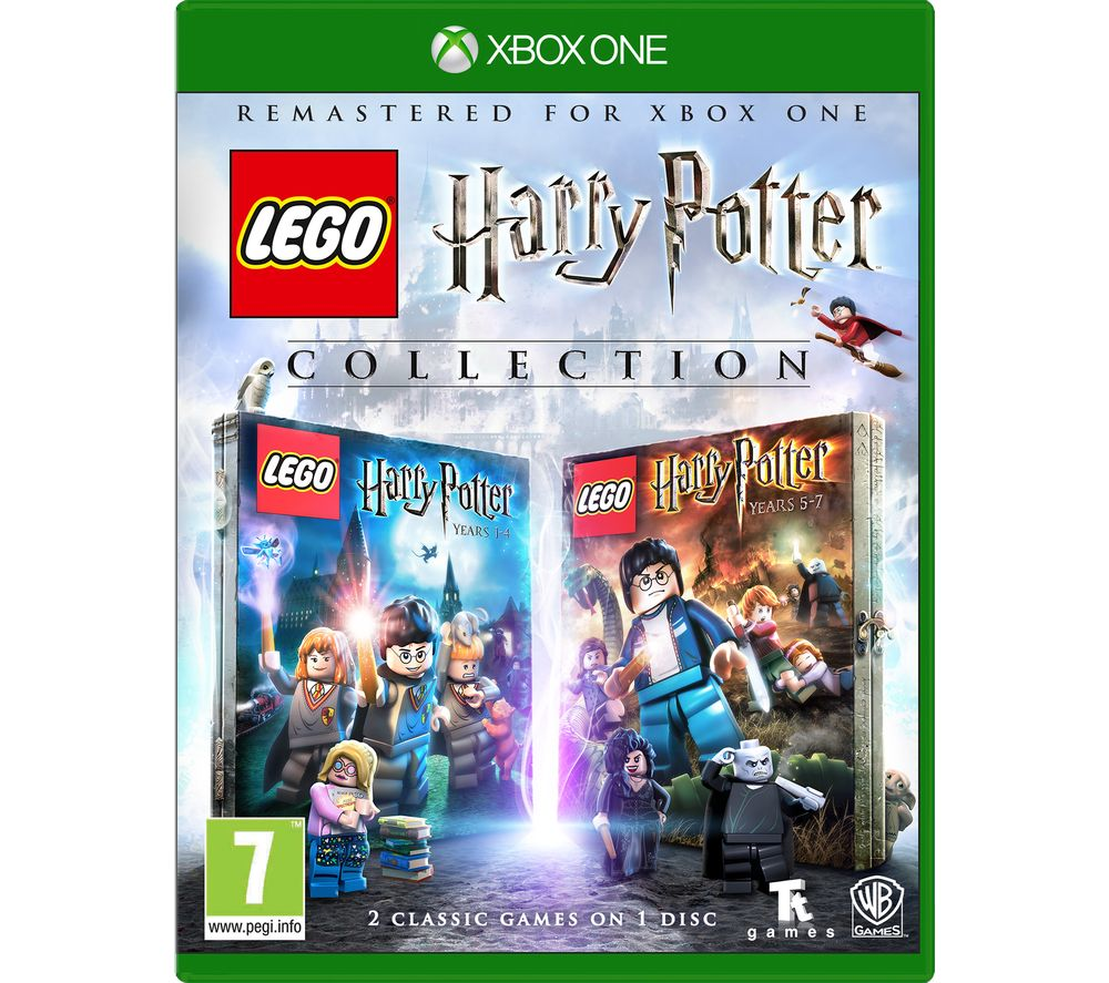 XBOX LEGO Harry Potter Years 1 - 7 Collection