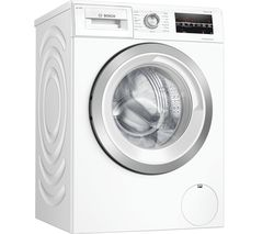 Serie 6 i-DOS WAU28S80GB 8 kg 1400 Spin Washing Machine - White